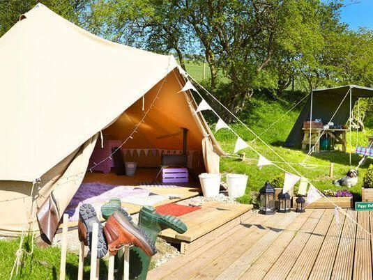 Nomadic Bell Tents
