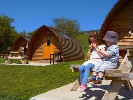 Big Chief Wigwam® Cabins
