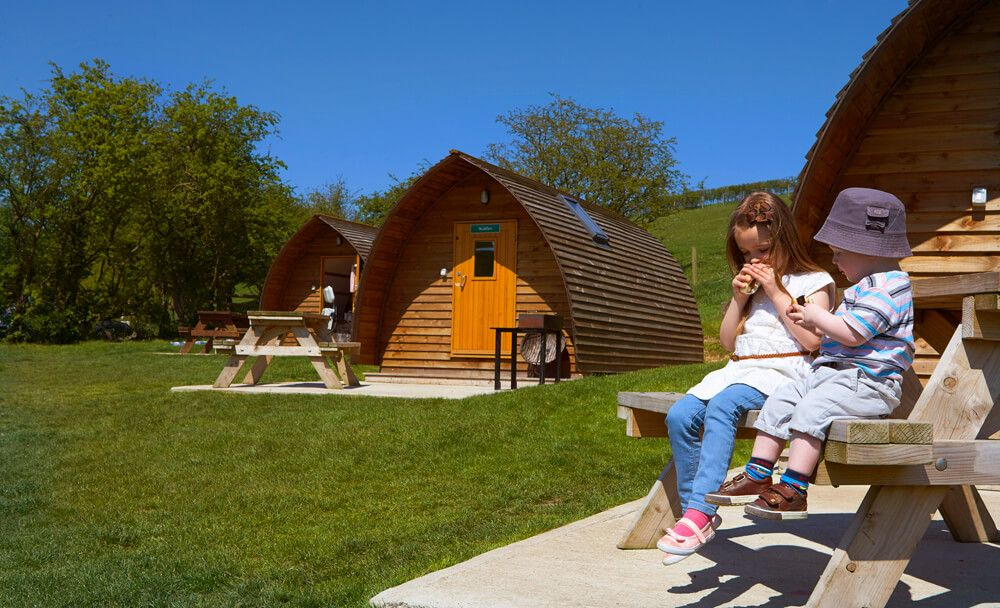 For a unplugged glamping experience, Humble Bee is the place to be!