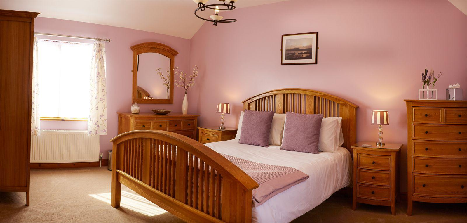 Humble Bee Cottage Master Bedroom
