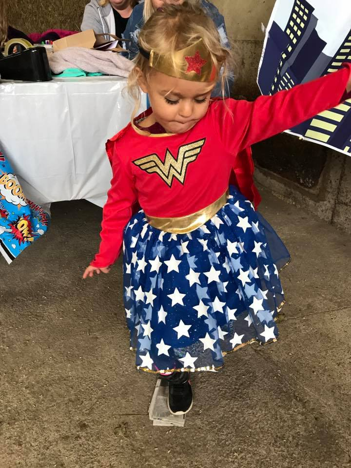 Super Heros 2017 – check out our events list!