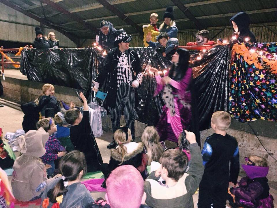 Halloween – check out our events list!