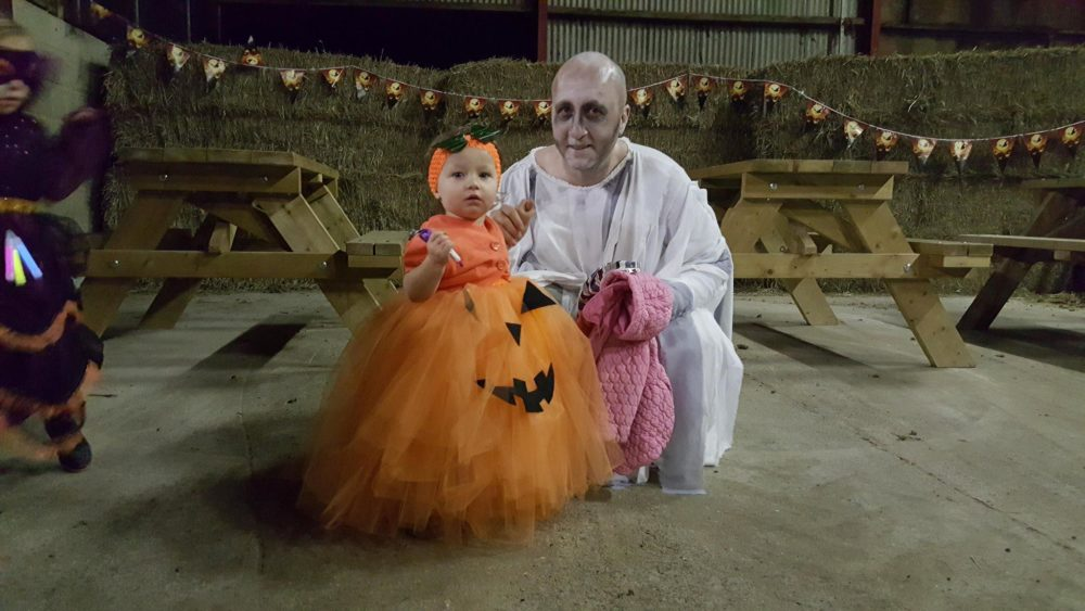 Halloween 2017 – We have lots of different events at Humble Bee!