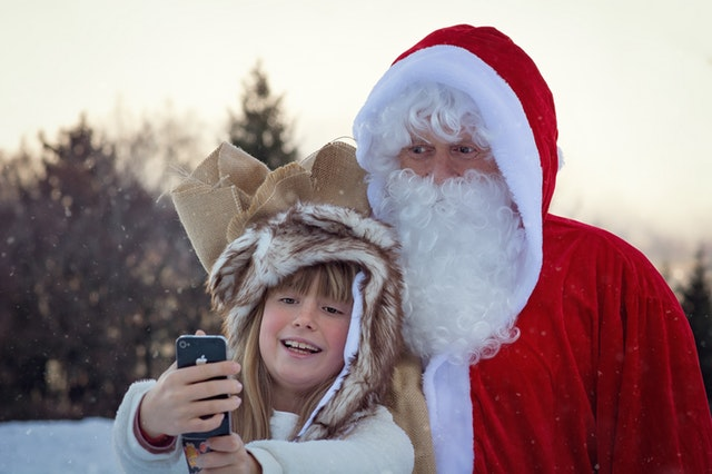 Santas Grotto in the Yurts – NEW FOR 2019