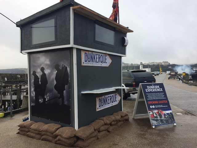 Dunkirk experience Scarborough
